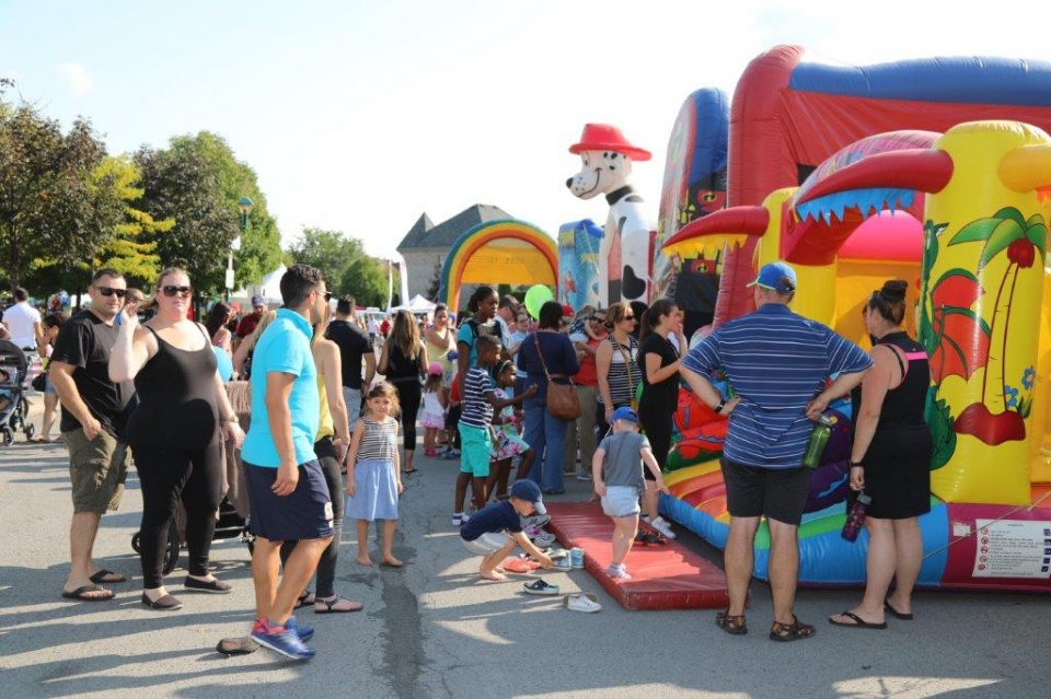 The Summer Block Party You Don't Want to Miss | Laval Families Magazine | Laval's Family Life Magazine