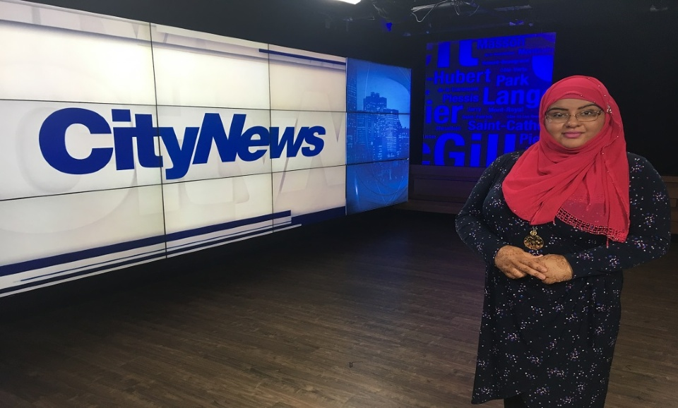 Breaking from Tradition: Behind the Scenes at CityNews | Laval Families Magazine | Laval's Family Life Magazine