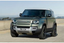 The All-New 21st Century Land Rover Defender