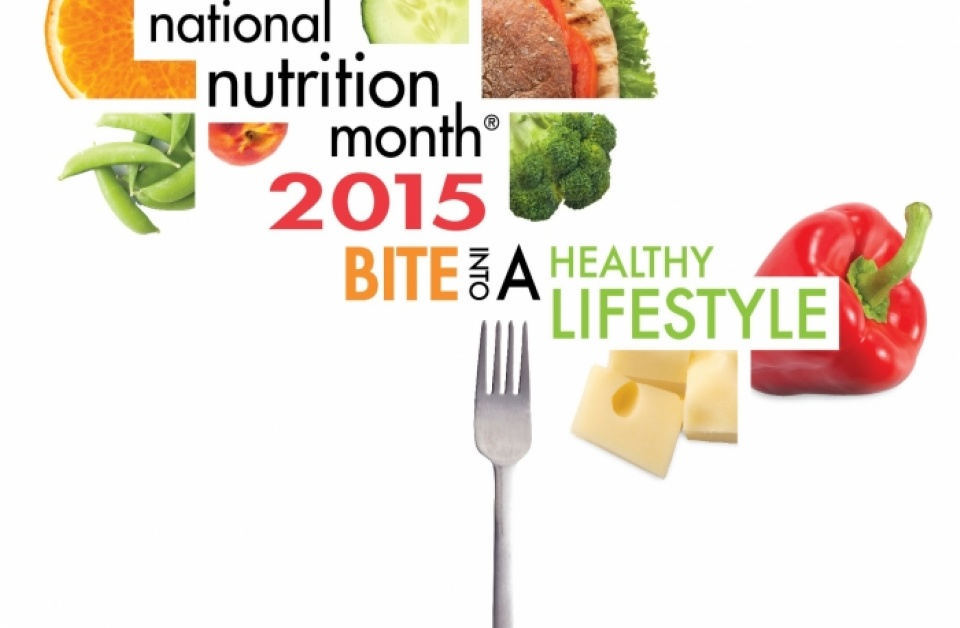 March is National Nutrition Month and a great time to think about the importance of healthy eating | Laval Families Magazine | Laval's Family Life Magazine