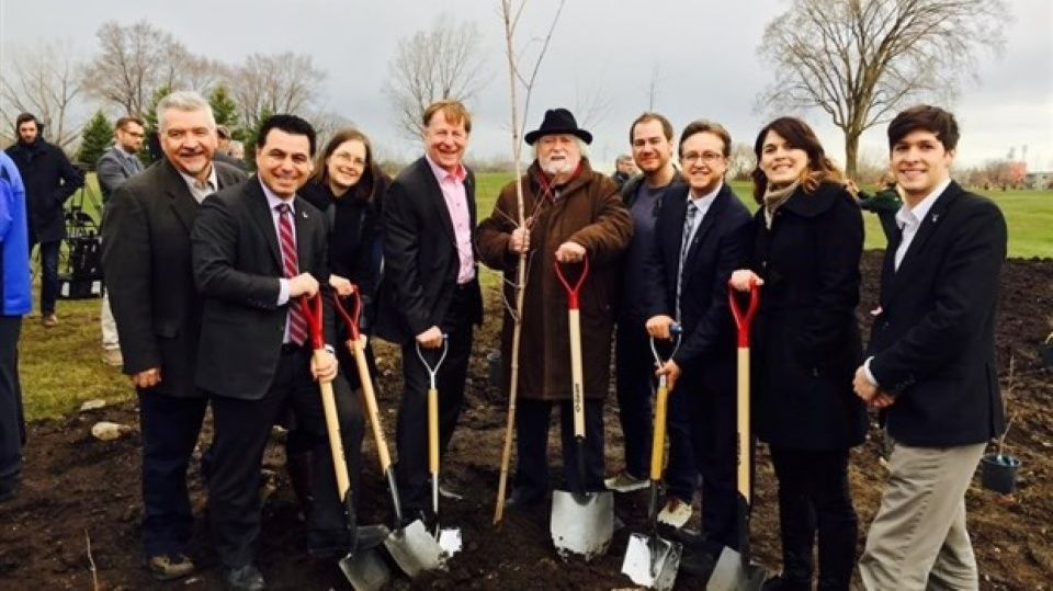 Laval Completes Planting of New Urban Forest at Centre de la Nature | Laval Families Magazine | Laval's Family Life Magazine