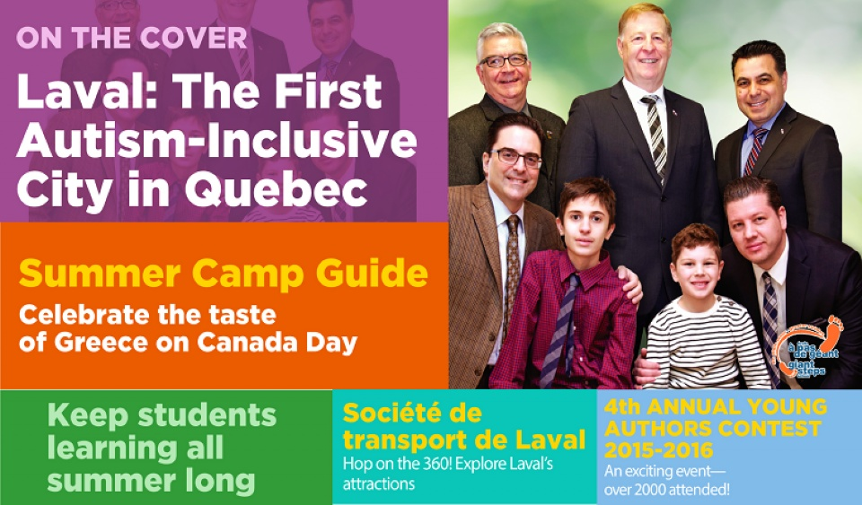 Community Efforts at its Best—The Spirit of Inclusion | Laval Families Magazine | Laval's Family Life Magazine