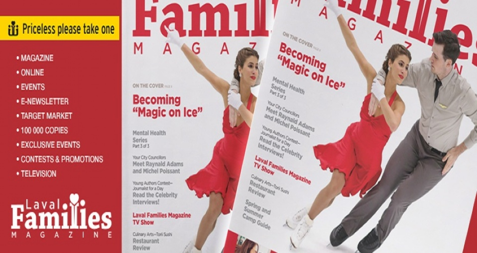 Swinging into 2017 | Laval Families Magazine | Laval's Family Life Magazine
