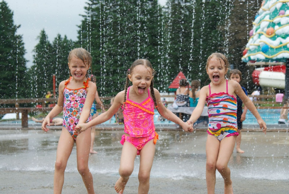 "Create Lasting Memories and Beat the Heat at Old Saint Nick""s Summer Adventureland 