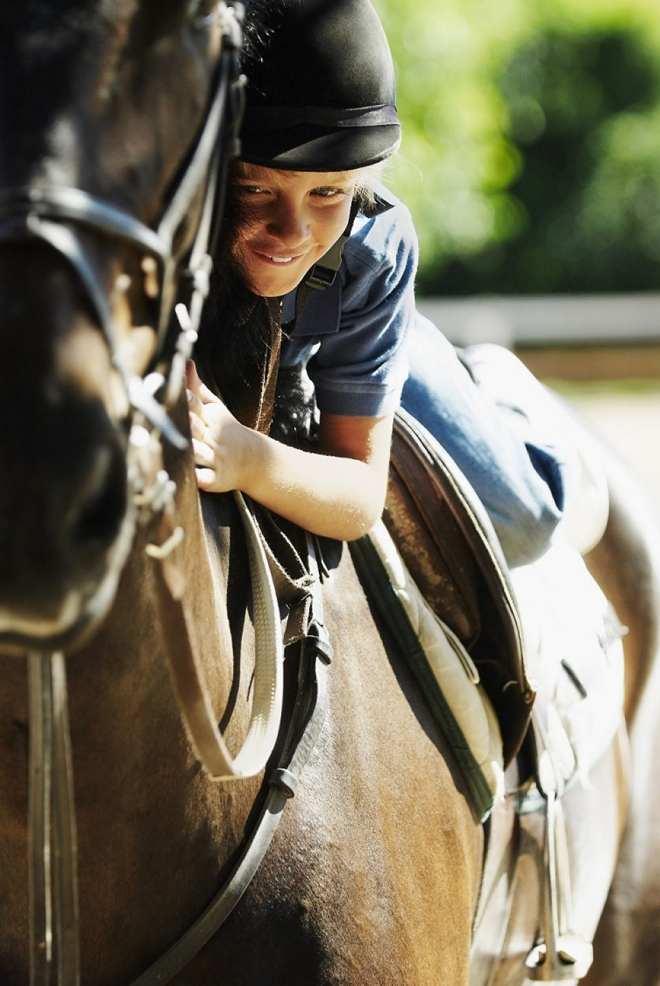 Therapeutic Horseback Riding: A Viable Option | Laval Families Magazine | Laval's Family Life Magazine