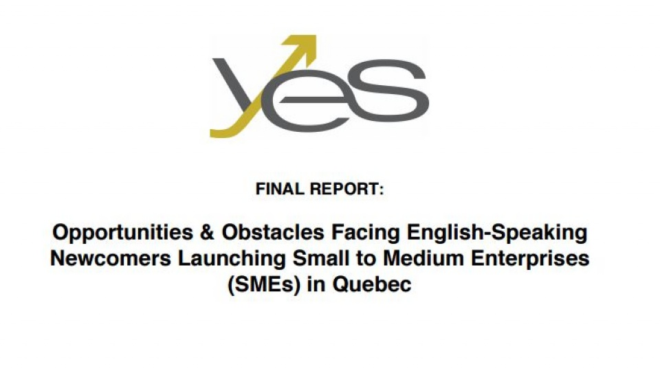 English-speaking immigrant entrepreneurs need more support: YES study  | Laval Families Magazine | Laval's Family Life Magazine