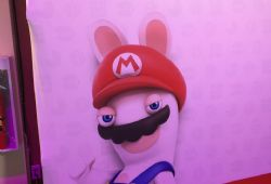 MARIO + RABBIDS KINGDOM BATTLE NOW AVAILABLE ON NINTENDO SWITCH