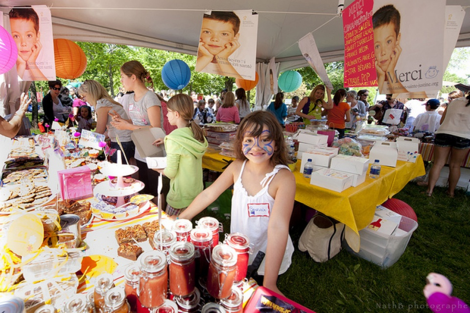 THE BAKE SALE: A CELEBRATION OF THE SWEETER THINGS IN LIFE | Laval Families Magazine | Laval's Family Life Magazine