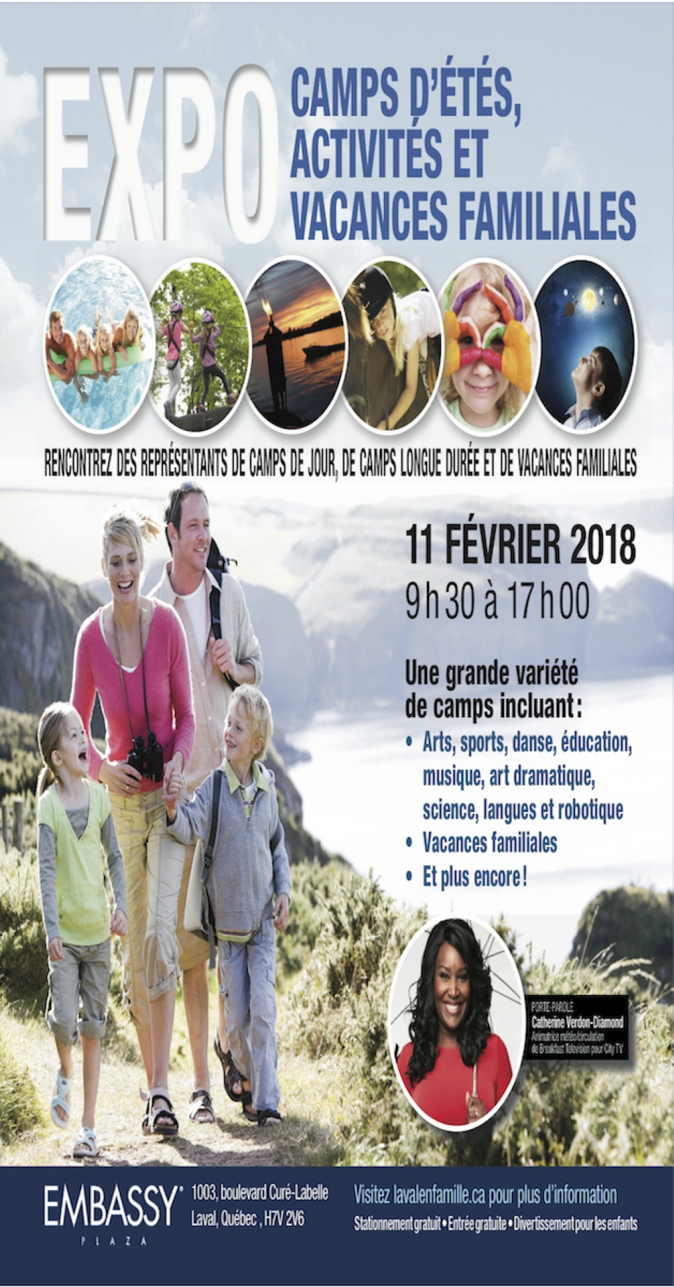 Summer Campş, activitieş and family vacation Expo | Laval Families Magazine | Laval's Family Life Magazine